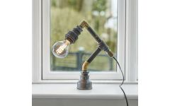 DeskPipe bordlampe - Wallpipe