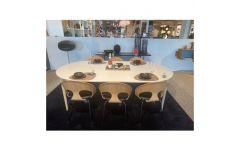 N97 oval spisebord - Snedkergaarden