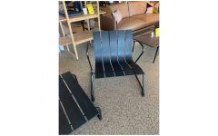 Ocean Lounge Chair - Mater (UDSTILLINGSMODEL)