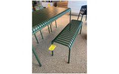 Palissade Bench (Olive) - Hay (UDSTILLINGSMODEL)