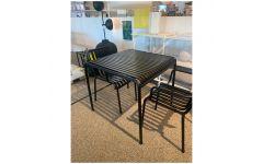 Palissade Table (Sort) - Hay (UDSTILLINGSMODEL)