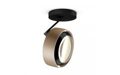 Piú Alto 3D LED Mat Guld/Sort - Occhio