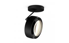 Piú Alto 3D LED Mat sort - Occhio