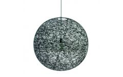 Random Light pendel large (Sort) - Moooi