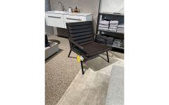Vipp 456 Lounge Chair (UDSTILLINGSMODEL)
