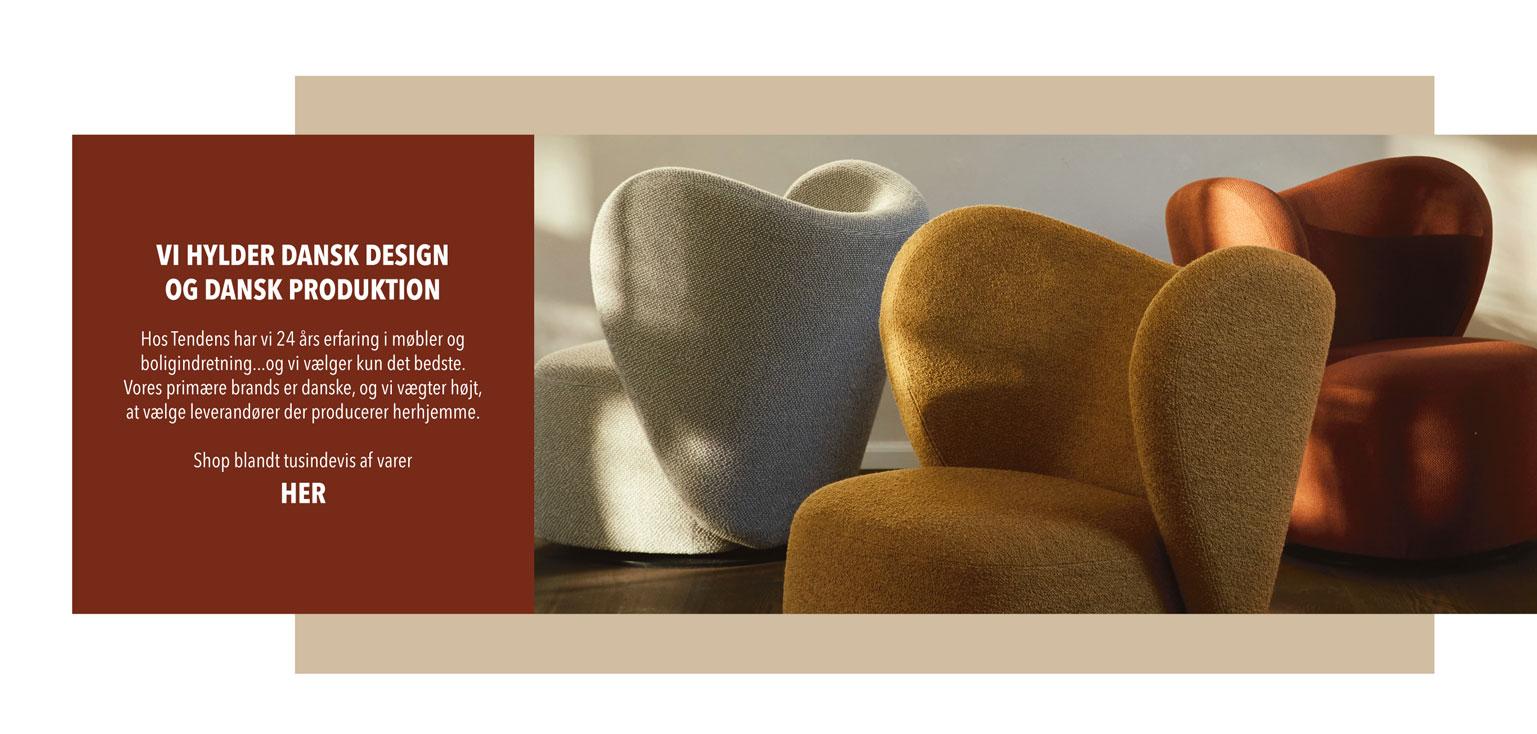 Shop Dansk design